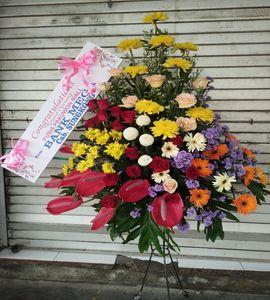 Toko Bunga Surabaya Jual Standing Flower Murah